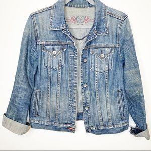 Gap Limited Edition Women's Denim Jacket Sz Large